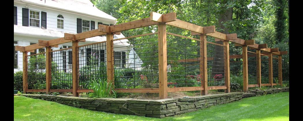 Willamette Valley Landscape Management Fence Construction